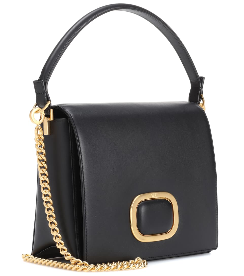 Sac cross-body en cuir Madam Viv'