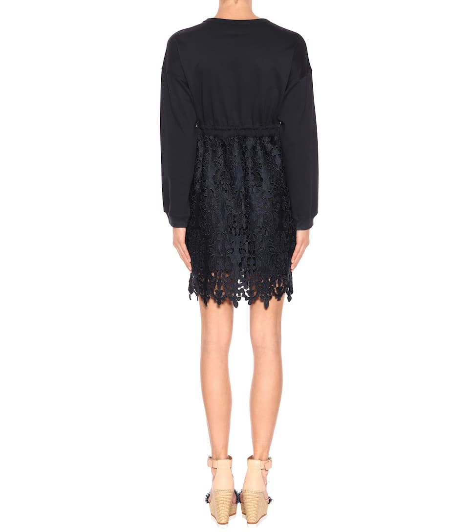 See By Chloé Dress In Cotton