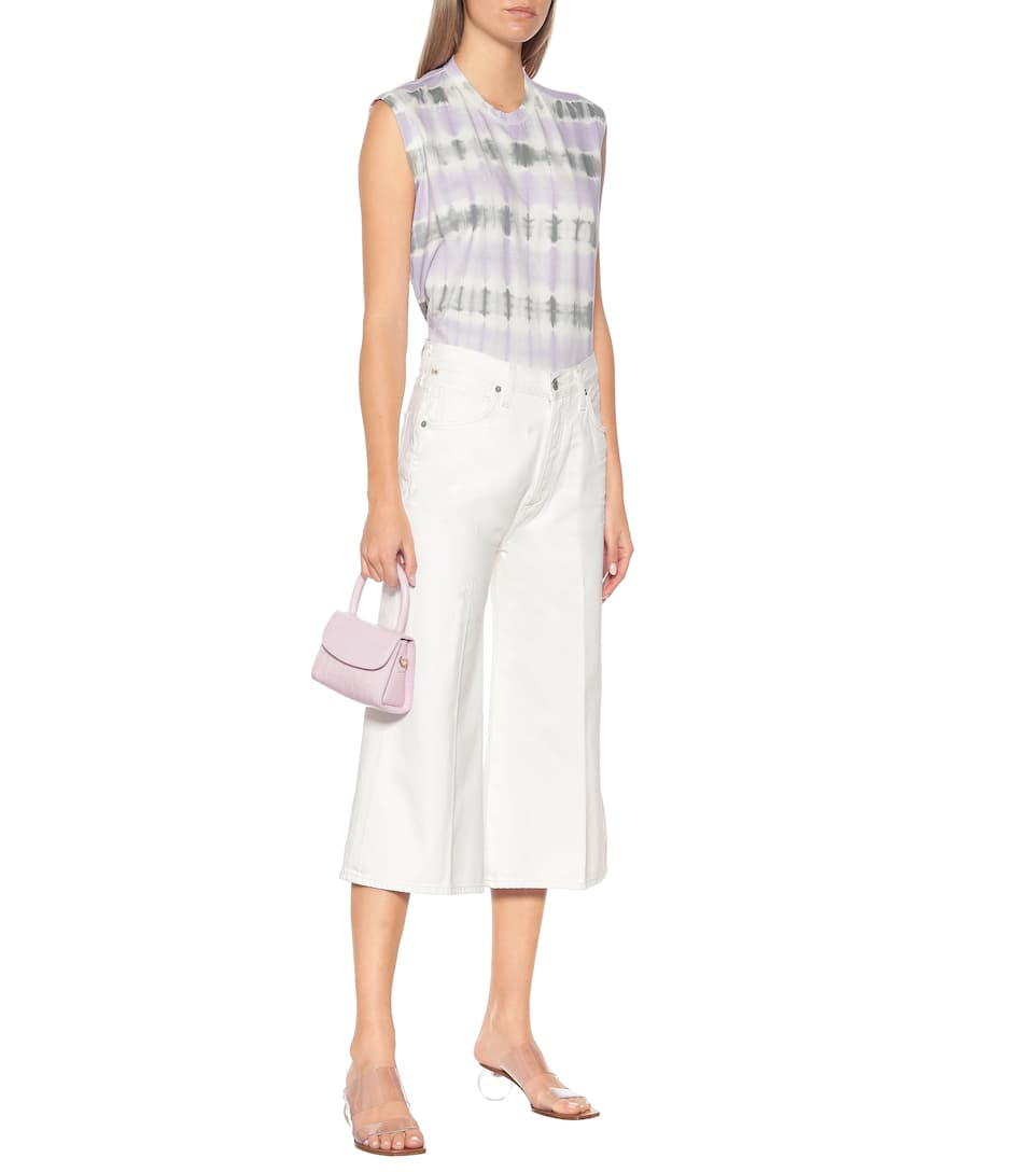 Citizens of Humanity - Emily wide-leg denim culottes