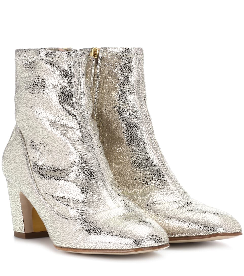 Rupert Sanderson Fernie leather ankle boots sale best place free shipping the cheapest i6dwMF