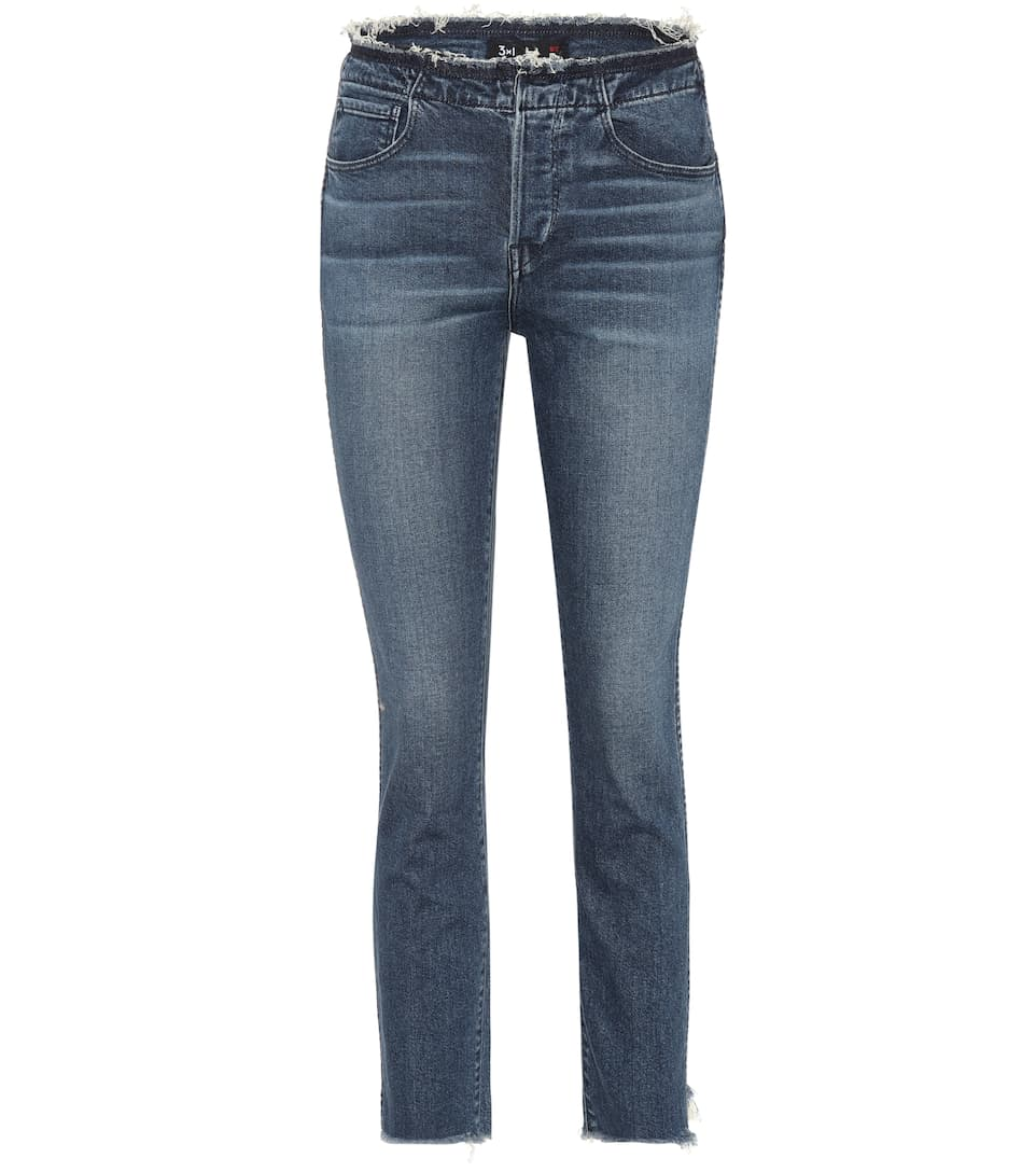 3x1 Jeans W4 Shelter Crop