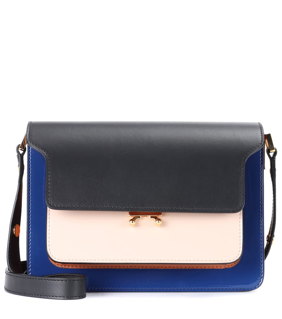 Marni Schultertasche Trunk Of Leather