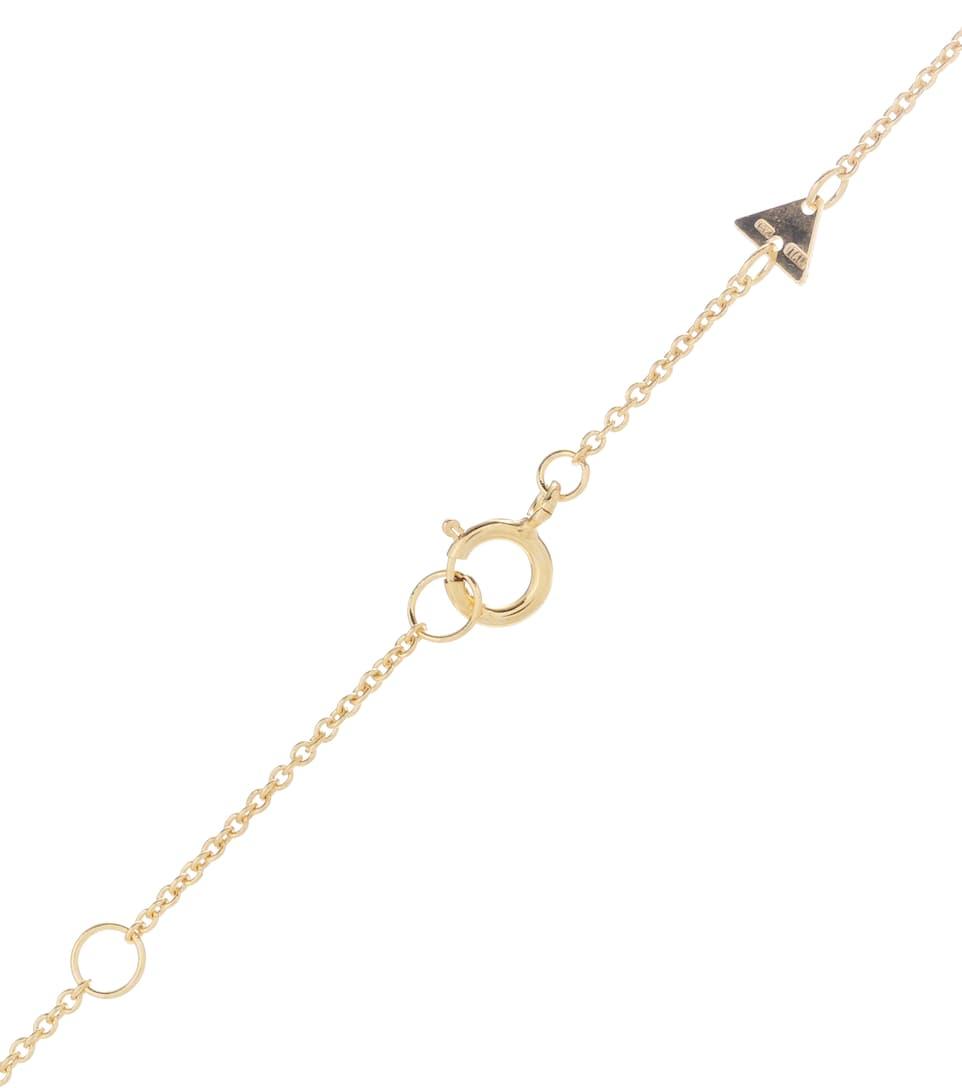 Media Naranja 9kt gold necklace Aliita CjNaV2QQzu