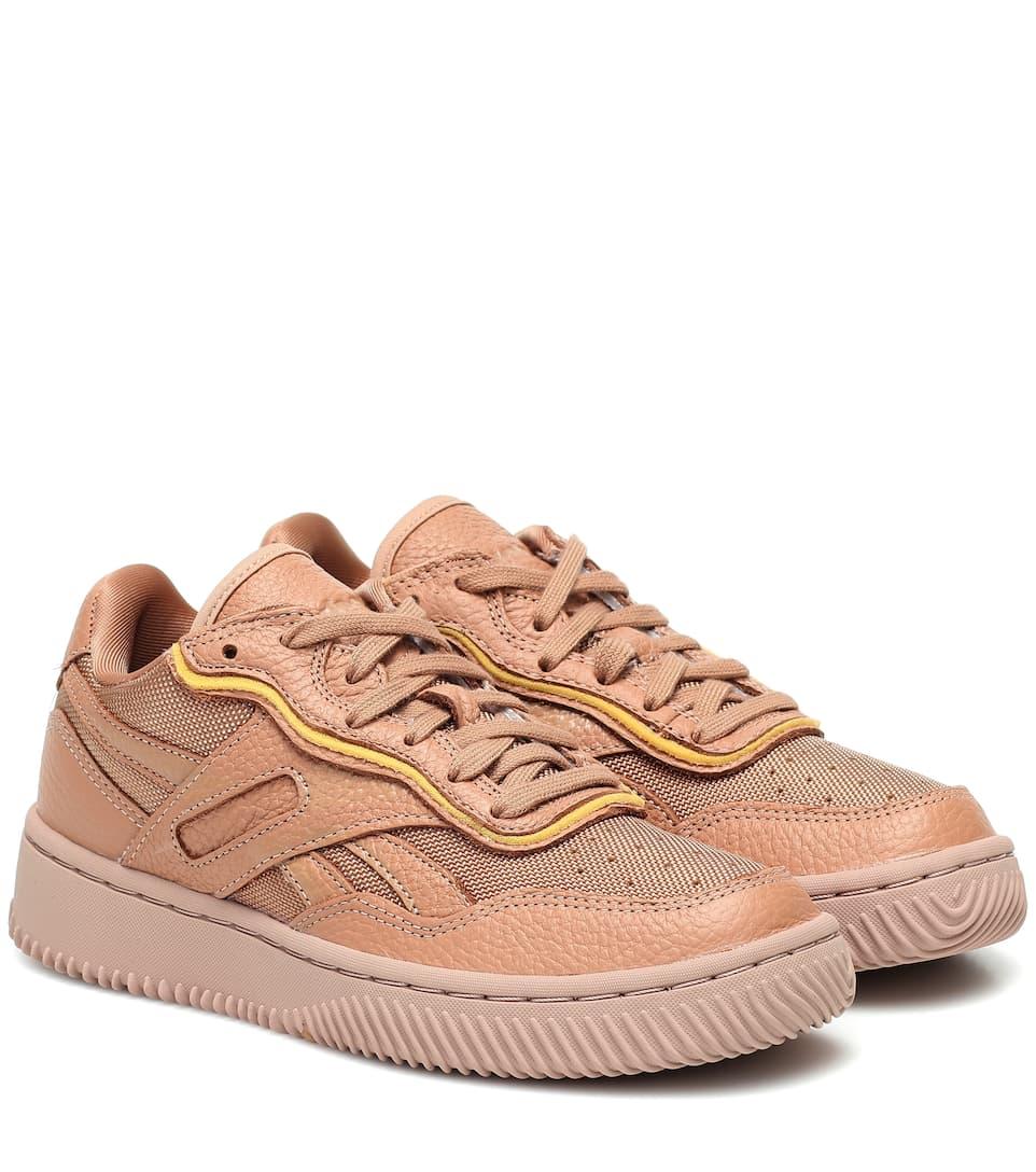 Dual Court II sneakers
