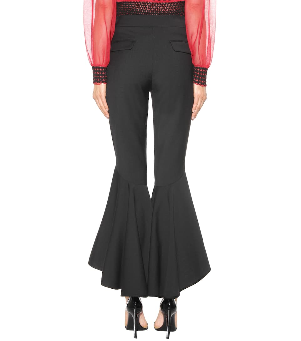 Many Kinds Of For Sale Sinuous wool-blend cropped trousers Ellery Amazon Outlet Top Quality For Nice Low Shipping Fee Cheap Price Bbjz0Qr