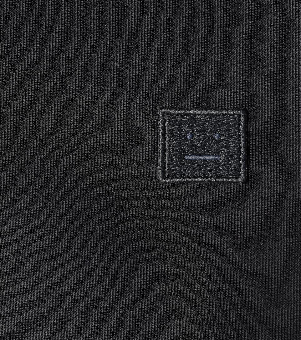 Ferris Face大廓形棉质帽衫展示图