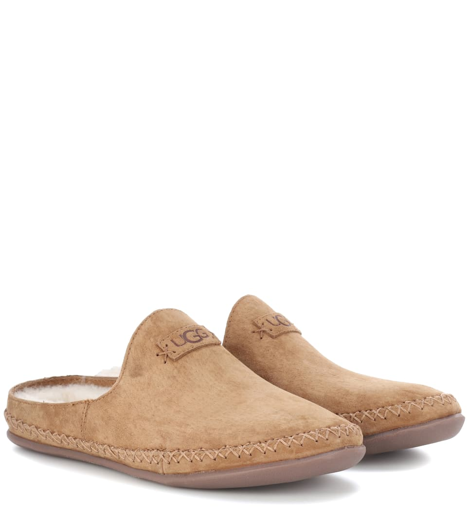 Tamara Suede Slippers Ugg Australia Mytheresacom - Free custom invoice template official ugg outlet online store