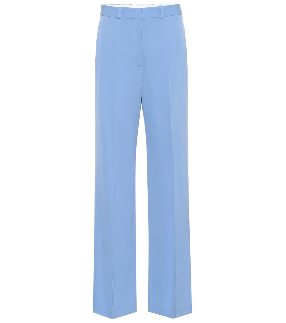 SM Wide Leg Trousers