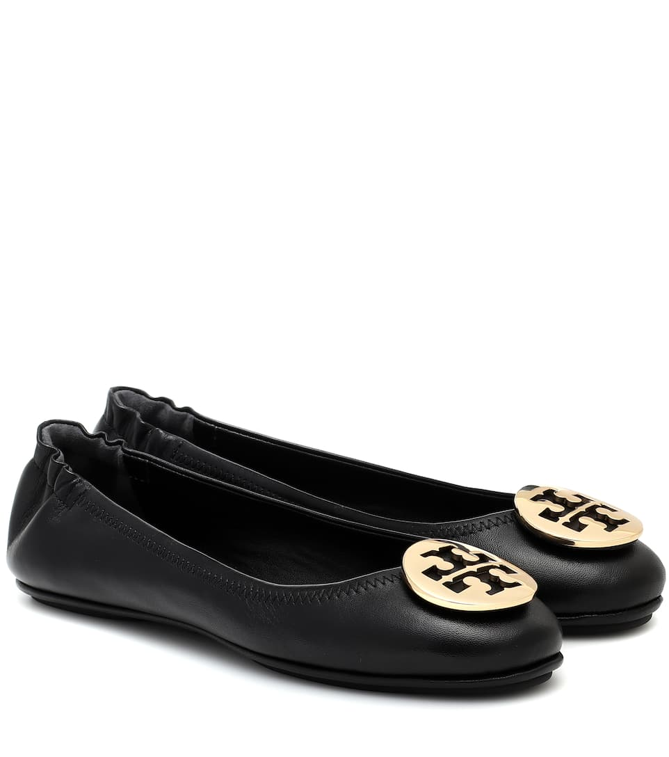 Tory Burch - Minnie leather ballet