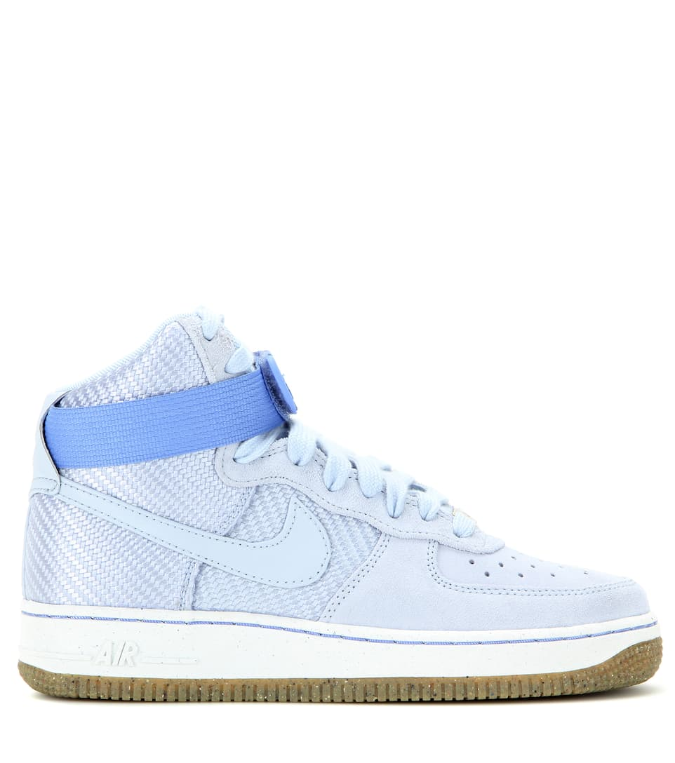 Nike Air Force 1 High celeste
