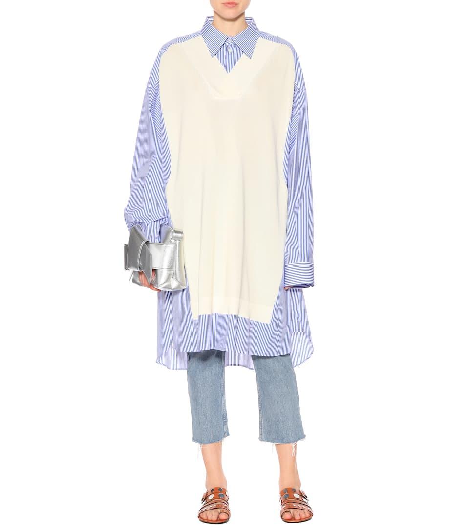 Maison Margiela Kleid aus Baumwolle