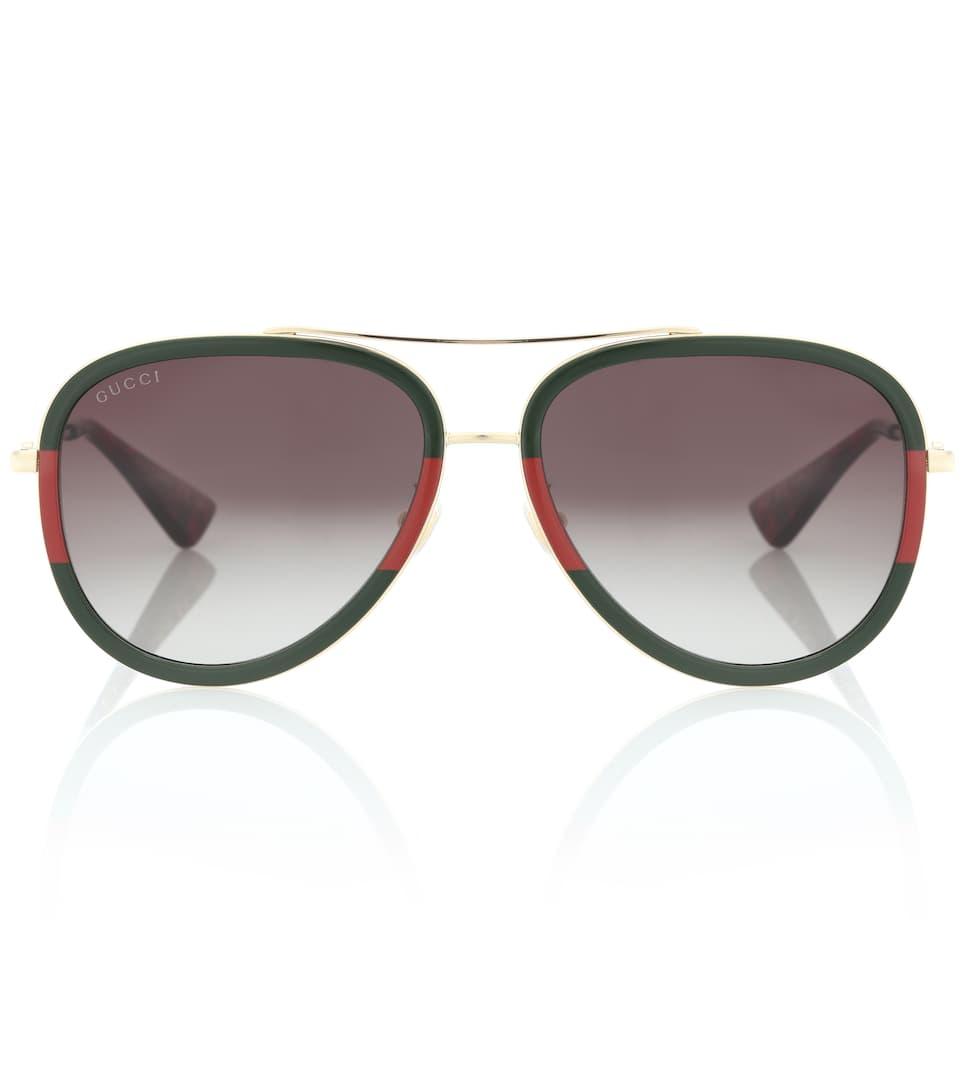1ac9d1bf3 Aviator Sunglasses   Gucci - mytheresa
