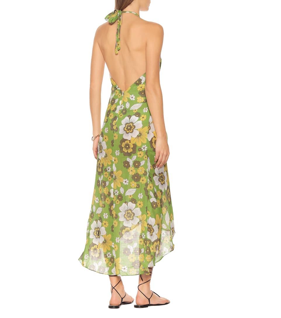 Dodo Bar Or - Floral cotton dress