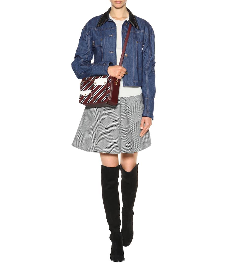 Günstig Für Schön Rabatt Mode-Stil Stuart Weitzman Stiefel Reserve aus Veloursleder Bestbewertet Bekommt Einen Rabatt Zu Kaufen t2Pt8