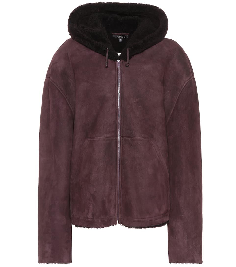 Yeezy Jacket Made Of Suede (season 5)