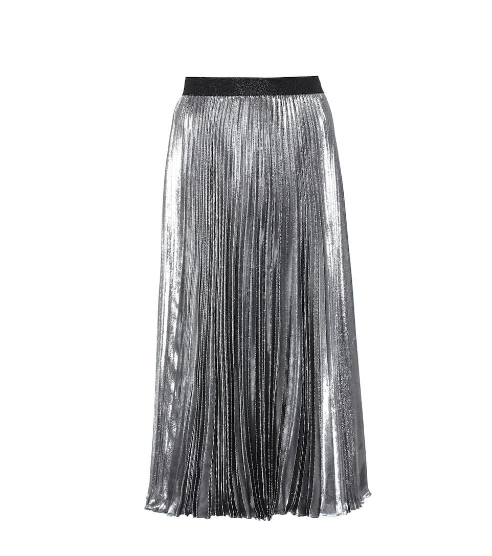 ba08187cb Metallic Pleated Skirt - Christopher Kane   mytheresa.com