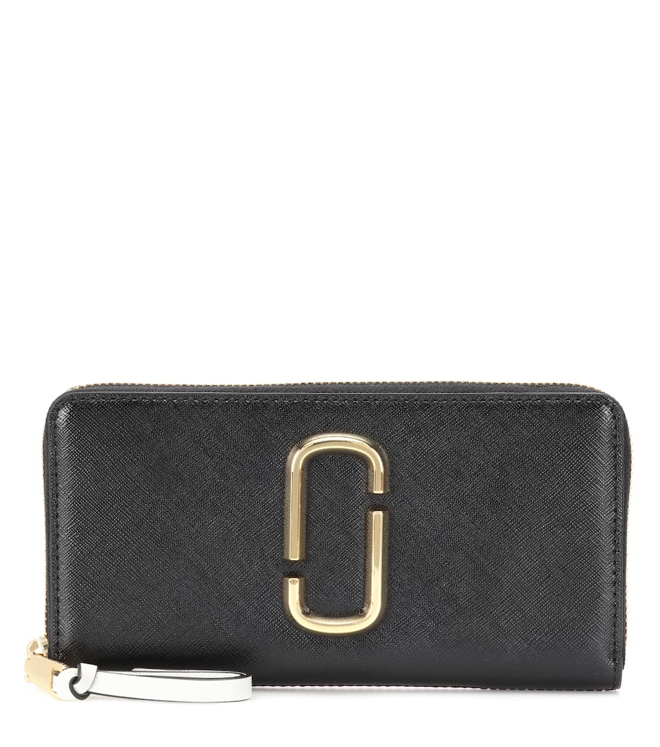Marc Jacobs Portefeuille Saffiano Standard Continental xM0Ll