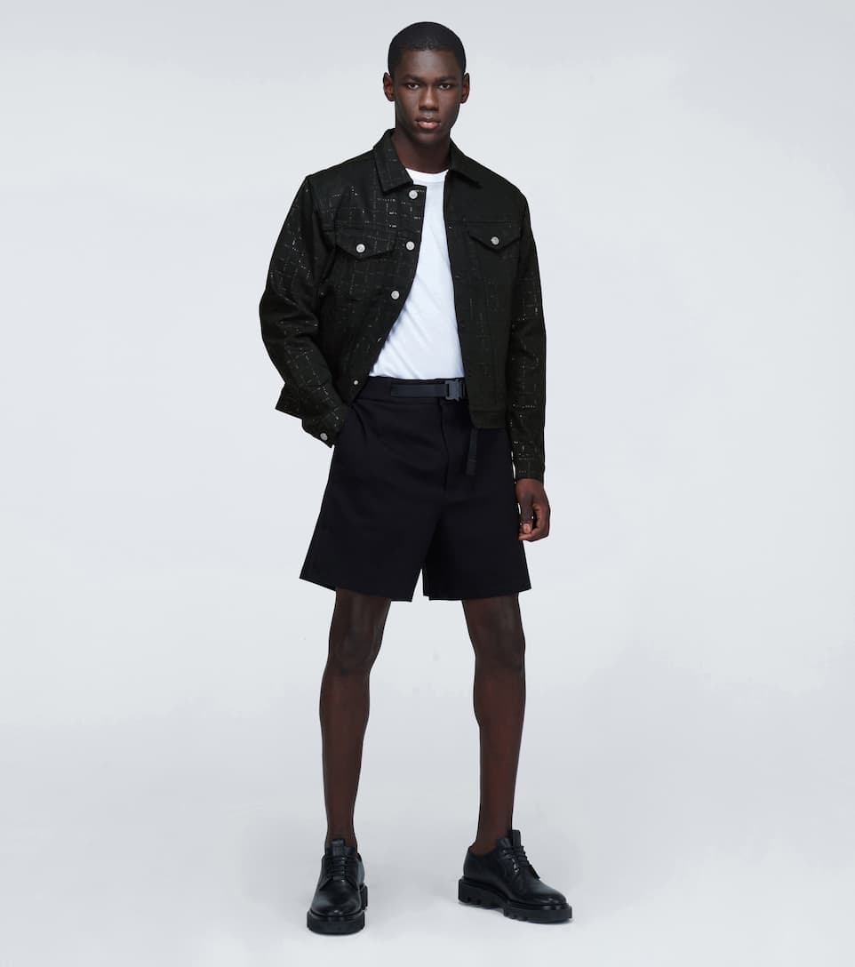 1017 Alyx 9sm - Denim Jacket With Logo Big Discount