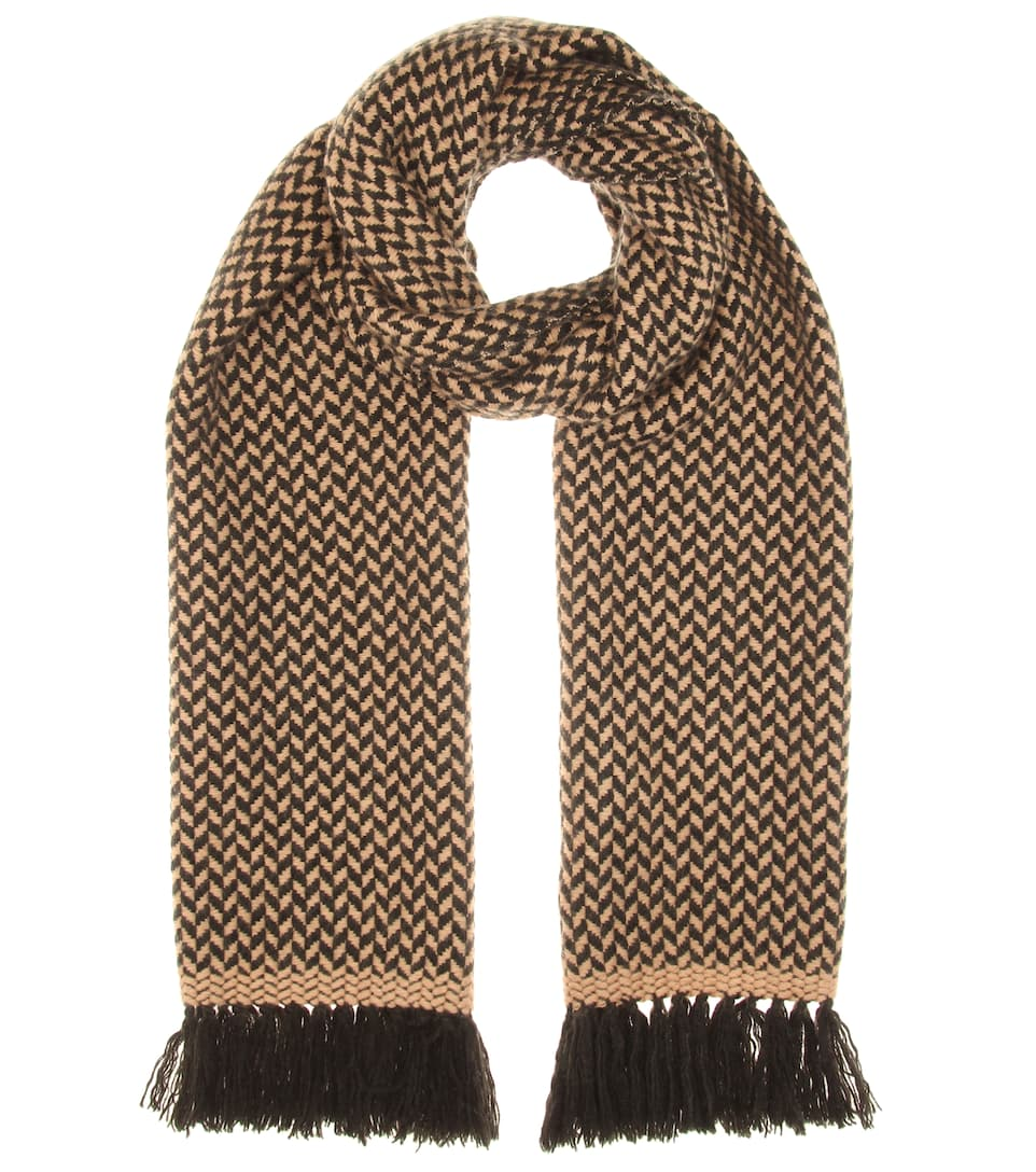 Isabel Marant, Étoile Alena wool and cashmere scarf