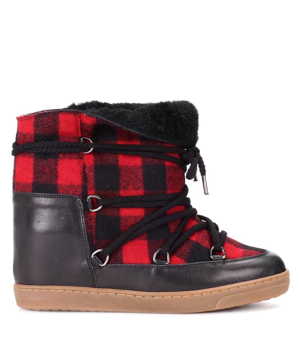 Isabel Marant Ankle Boots Nowles