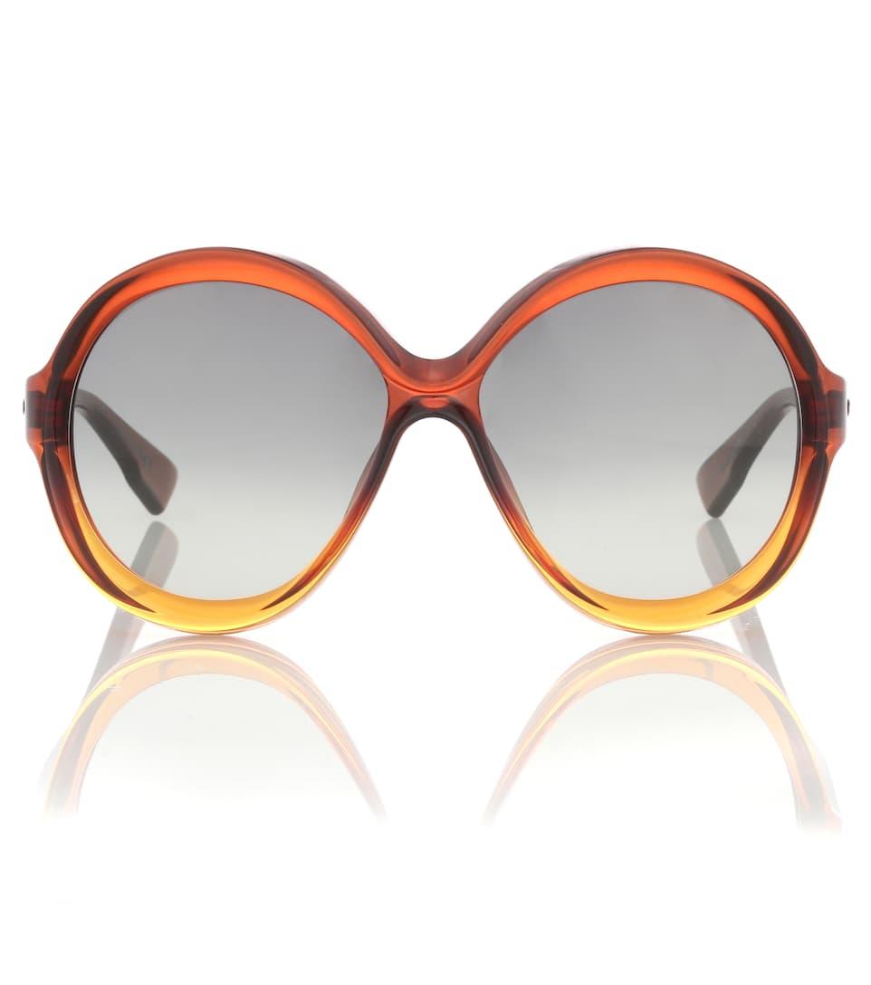 48491da004 Diorbianca Oversized Sunglasses - Dior Sunglasses