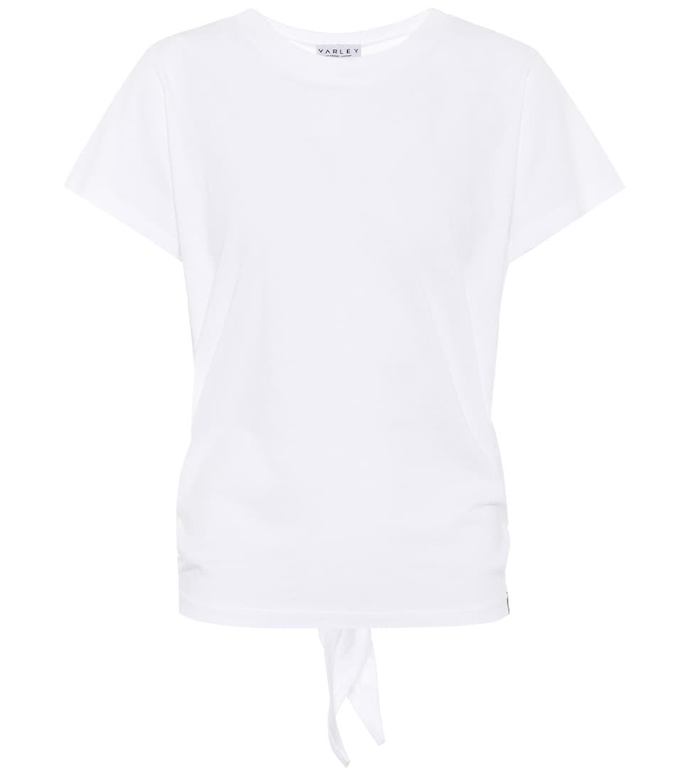 Varley T-Shirt Millbury aus Baumwolle