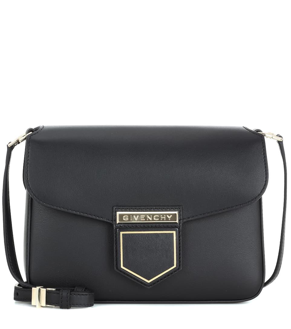 Givenchy Schultertasche Nobile Small aus Leder Auslass Sast Niedrigsten Preis Online Zuverlässig Zu Verkaufen Austritt Ansicht HxogszP