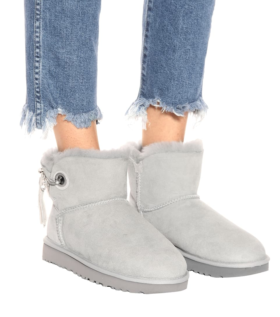 Josey Suede Ankle Boots Ugg Australia Mytheresacom - Free custom invoice template official ugg outlet online store