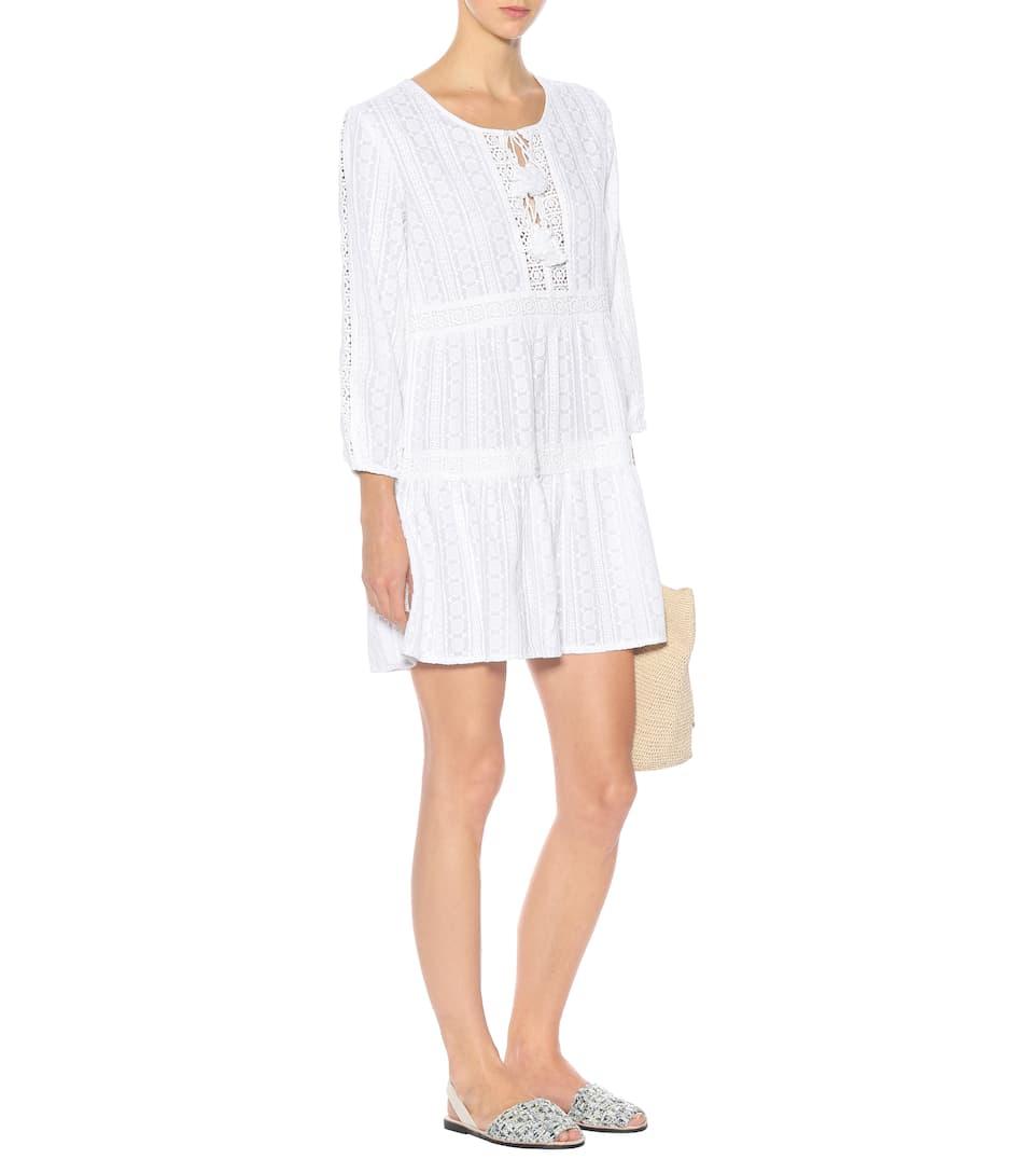 Melissa Odabash Kleid Reid aus Baumwolle