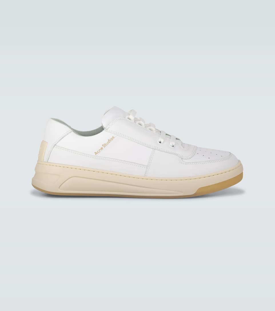 Acne Studios - Perey lace-up leather