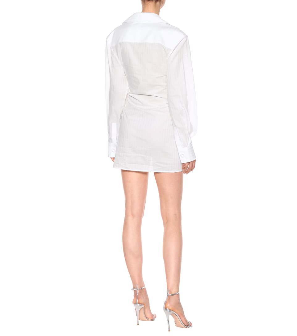 Jacquemus Blouse Tunique Maceio Of Cotton