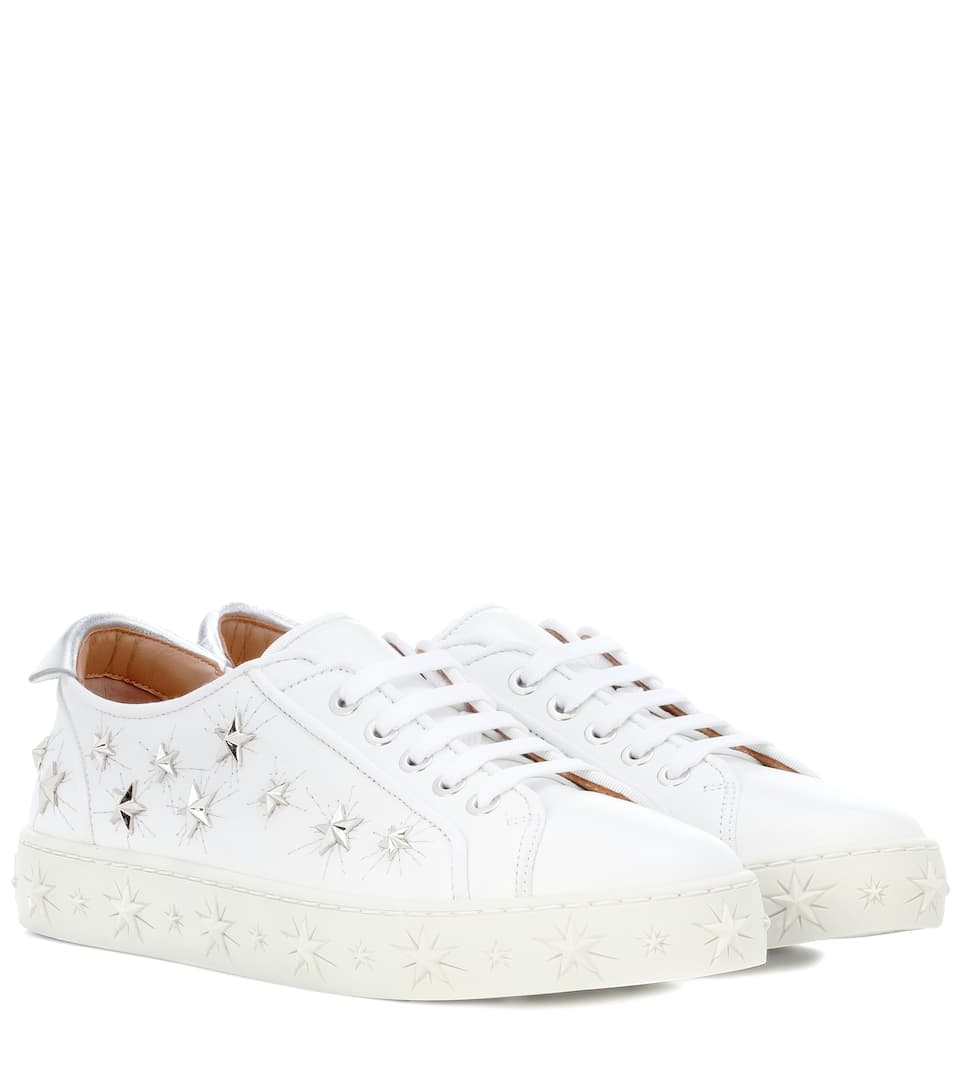 Aquazzura Sneakers Cosmic Star