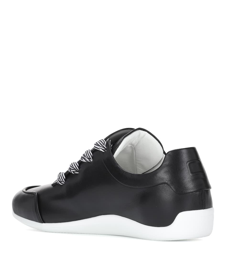 Roger Vivier Sneakers Sporty Viv' Etiquette aus Leder Billig Verkauf Kauf Footlocker Bilder Verkauf Online Freies Verschiffen Viele Arten Von Manchester Verkauf Online Erscheinungsdaten Verkauf Online MkdIObX