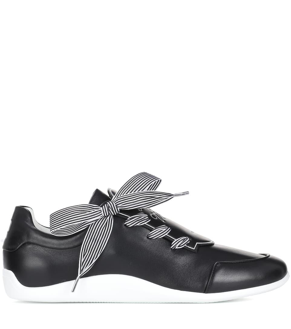 Footlocker Bilder Verkauf Online Roger Vivier Sneakers Sporty Viv' Etiquette aus Leder Billig Verkauf Kauf Manchester Verkauf Online JcTqr3Fk6