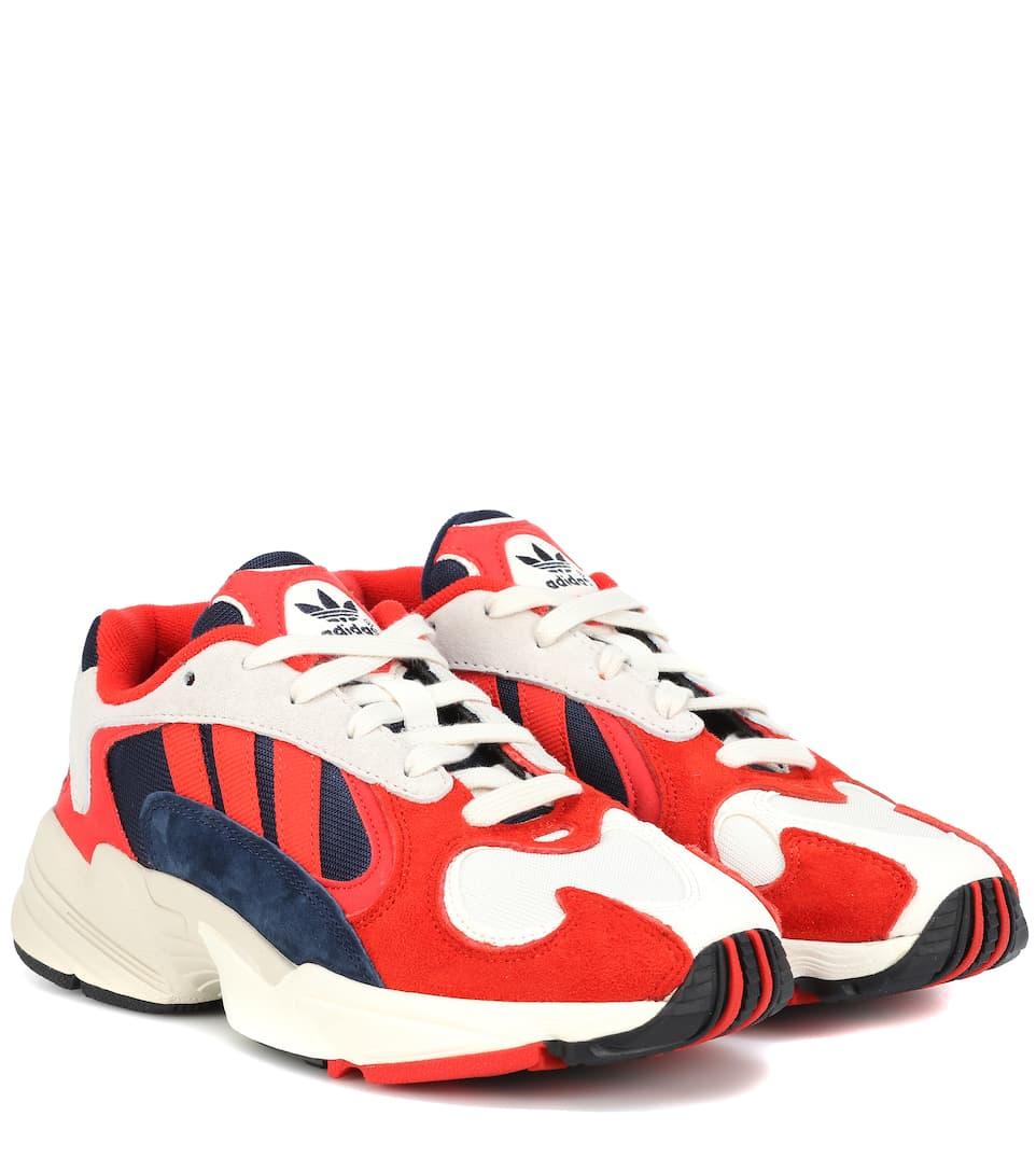 Shoptagr Yung 1 nubuck Zapatillas de adidas Originals