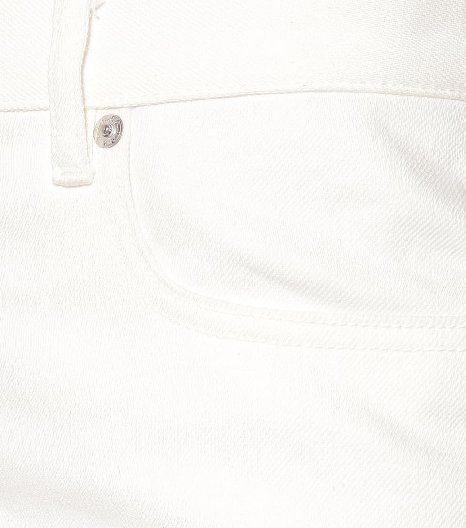 A.P.C. - Sailor high-rise straight jeans