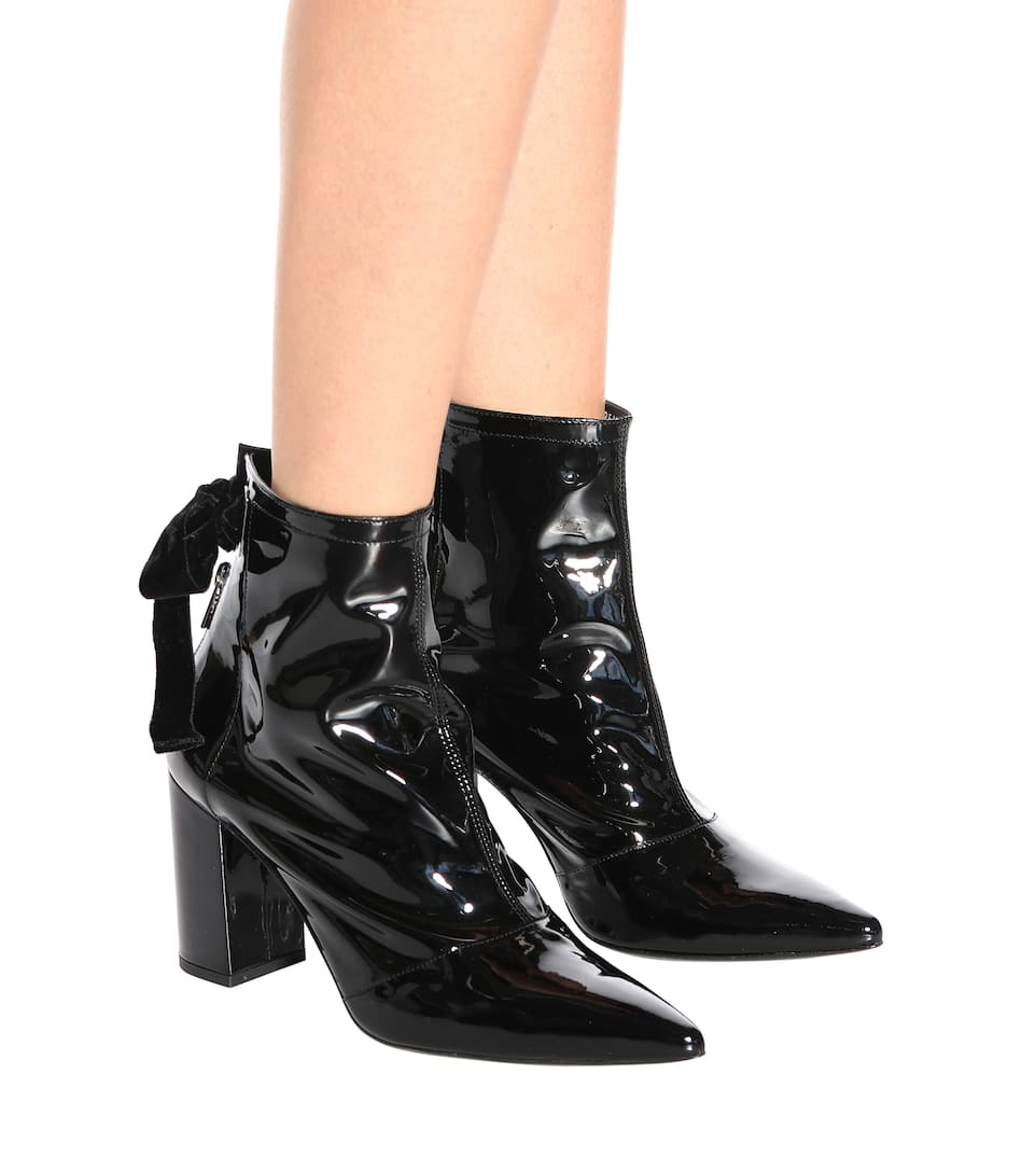 Self-Portrait X Robert Clergerie Ankle Boots Karli