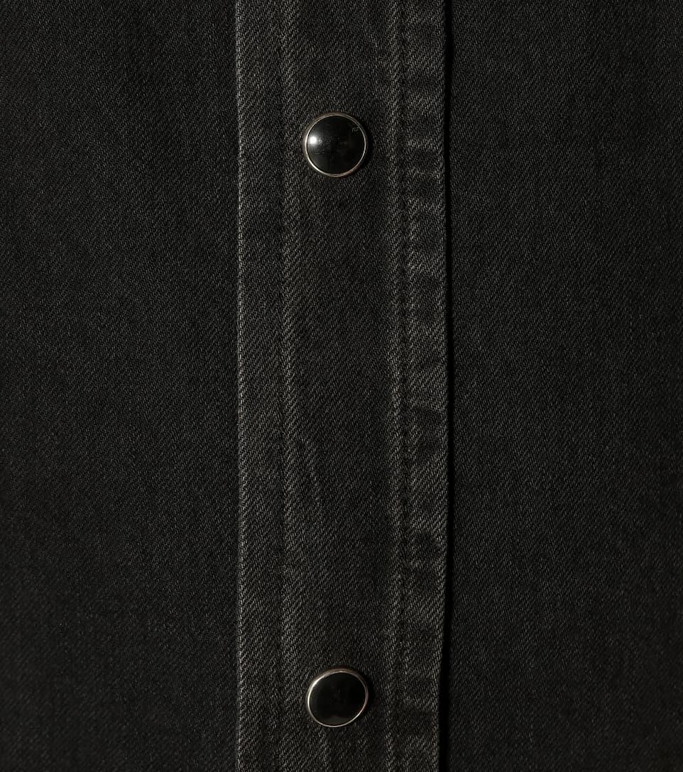 Balenciaga Bluse aus Baumwolle