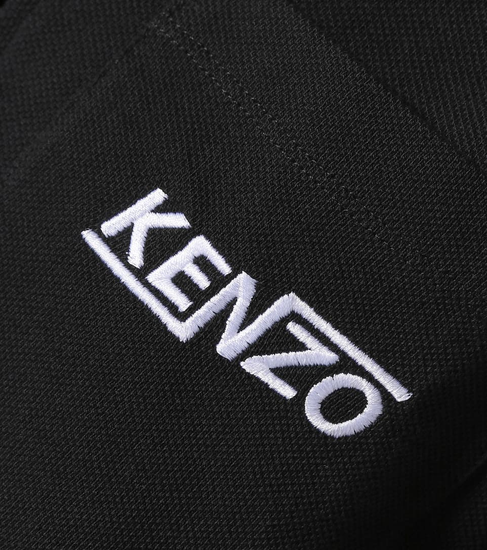 Kenzo - Robe polo en coton Hyper Kenzo Mode Prix Pas Cher Choisir Une Meilleure Prise rnxaF