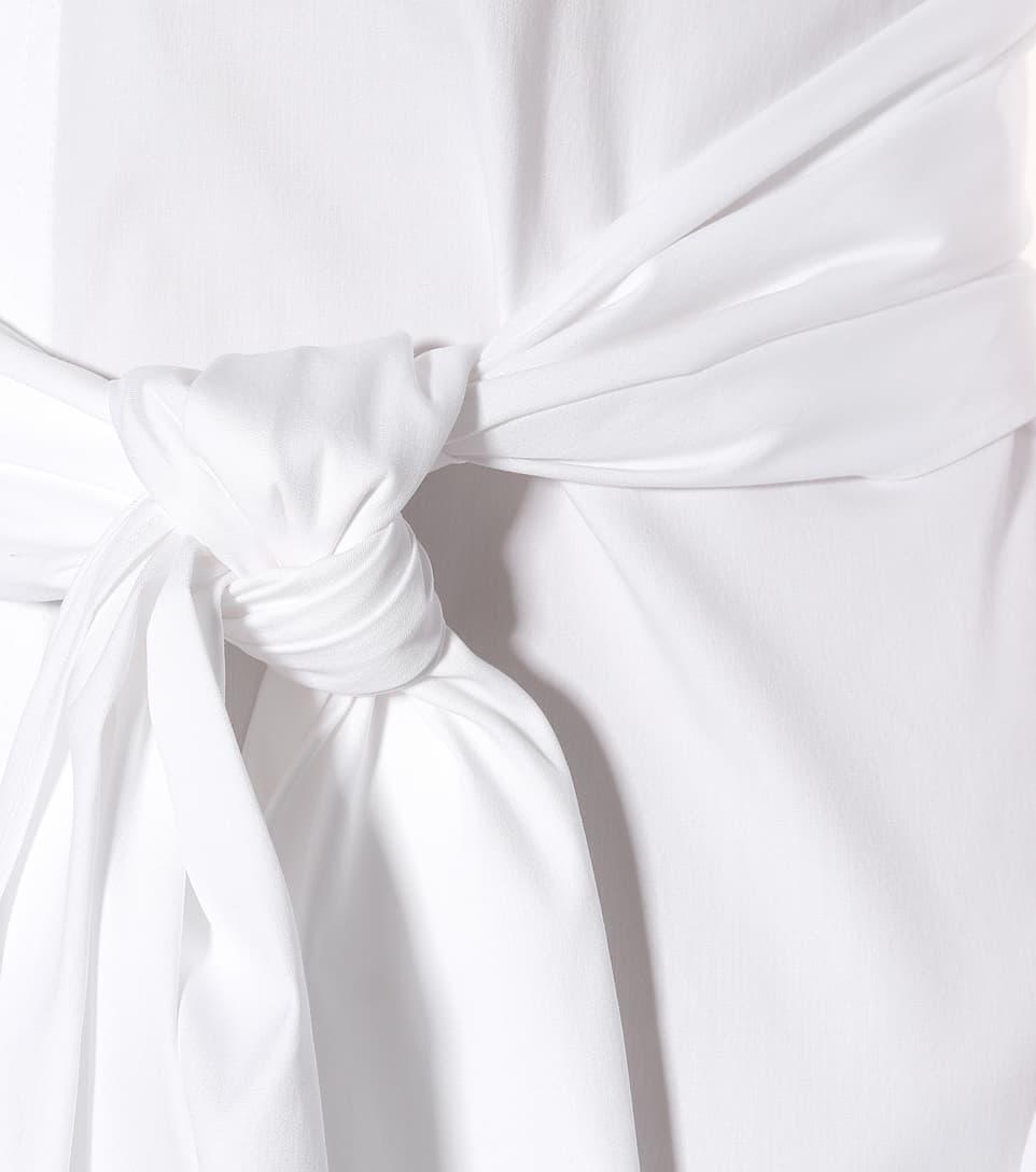 Givenchy Hemdblusenkleid aus einem Baumwollgemisch