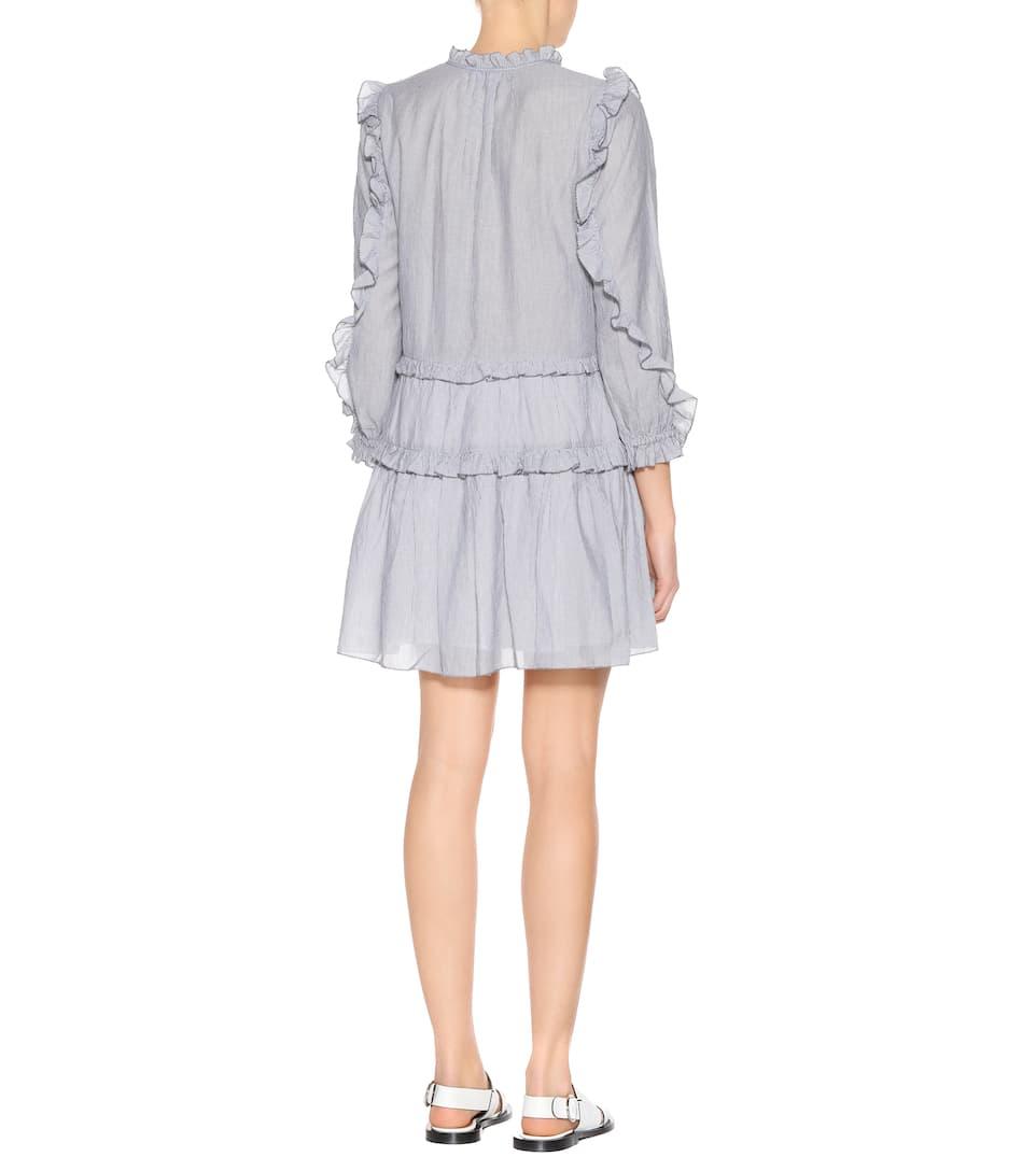 Ulla Johnson Minikleid Essie aus Baumwolle
