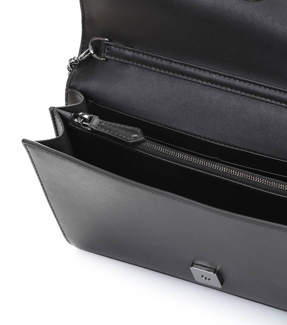 Wallet On Chain Leather Shoulder Bag Prix Pas Cher Classique 8GuAxt