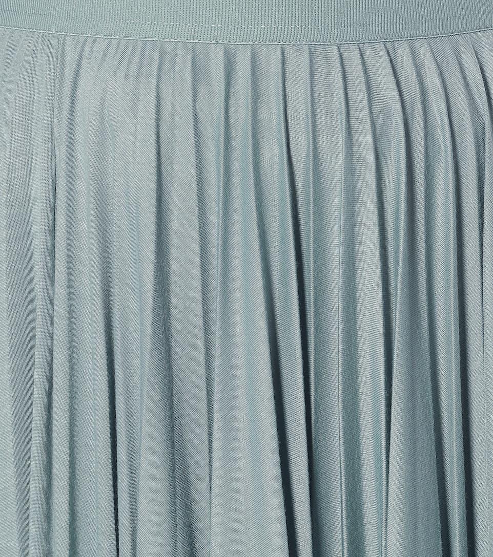 Max Mara - Leisure Drina pleated midi skirt