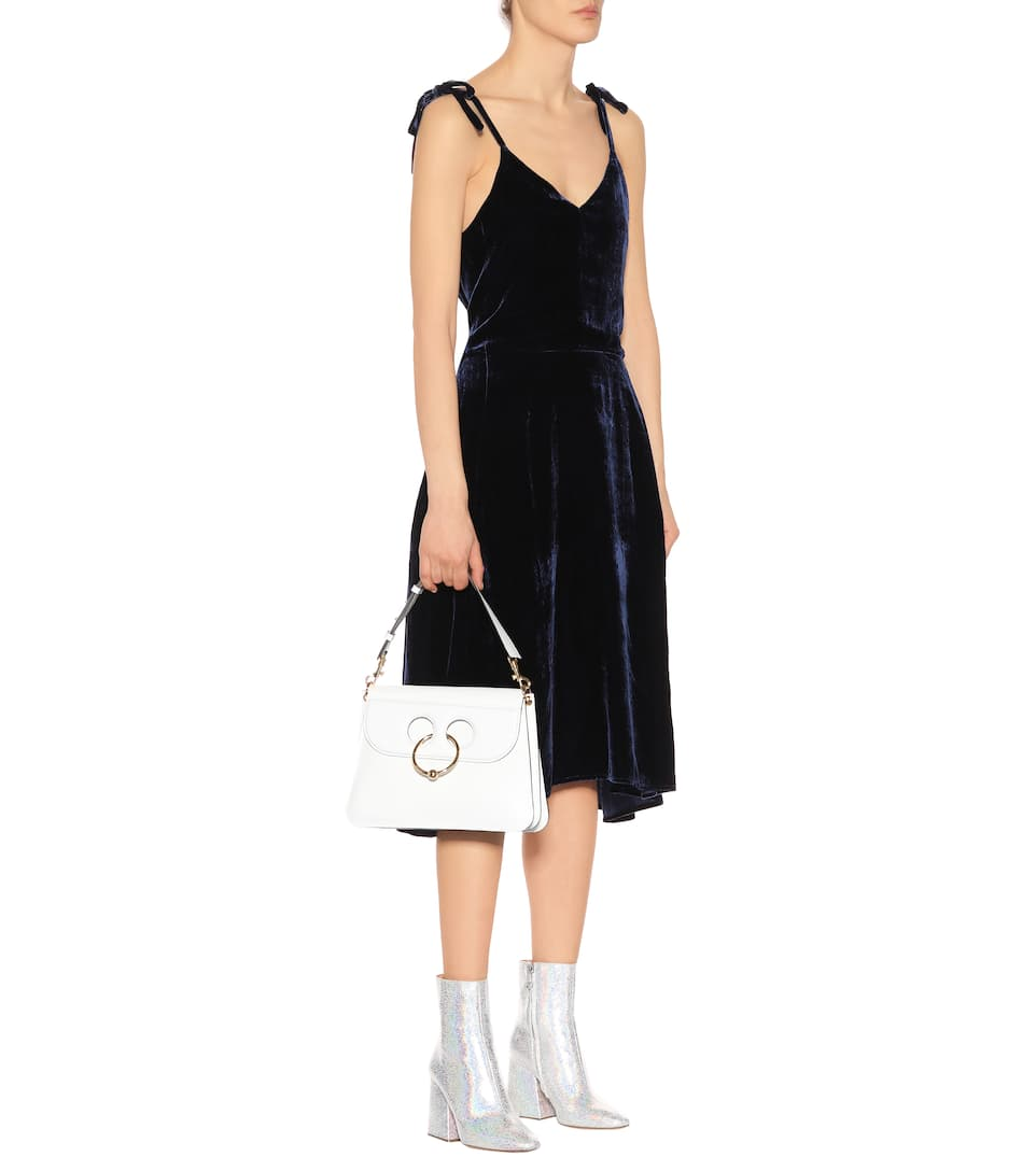 Golden Goose Deluxe Brand Kleid Tosca aus Samt