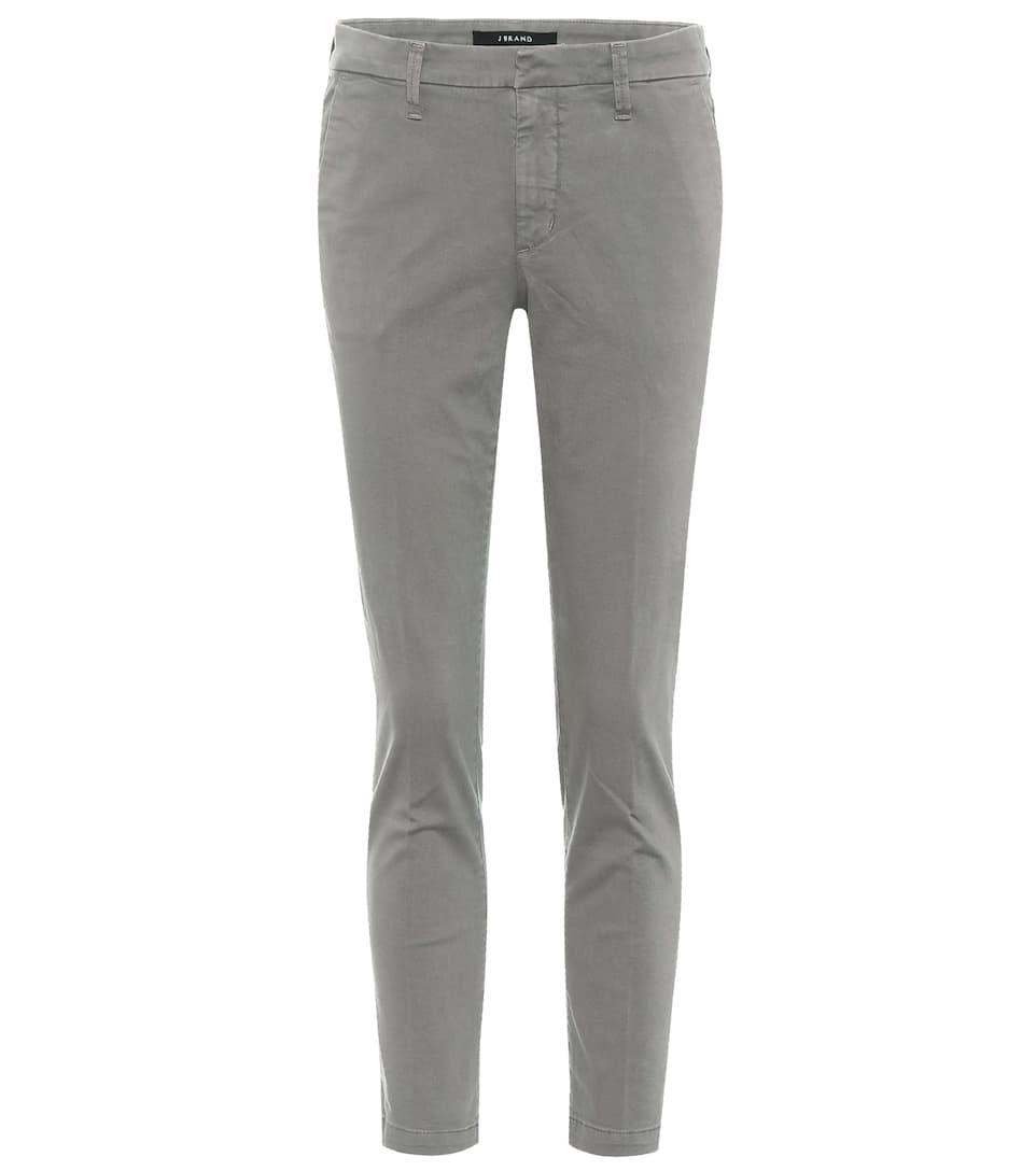 de Brand J media de zinc Clara altura jeans qv4UCf8