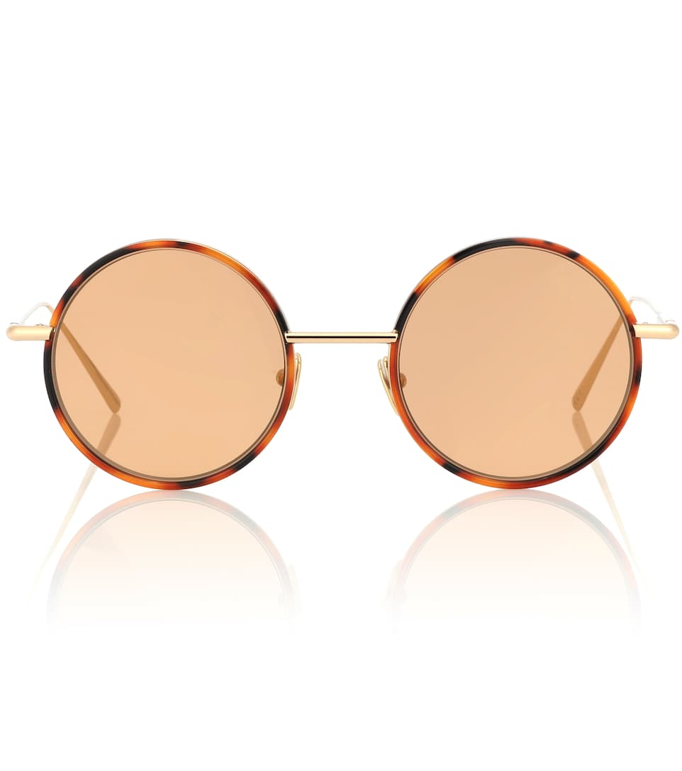 Acne Studios - Scientist round sunglasses