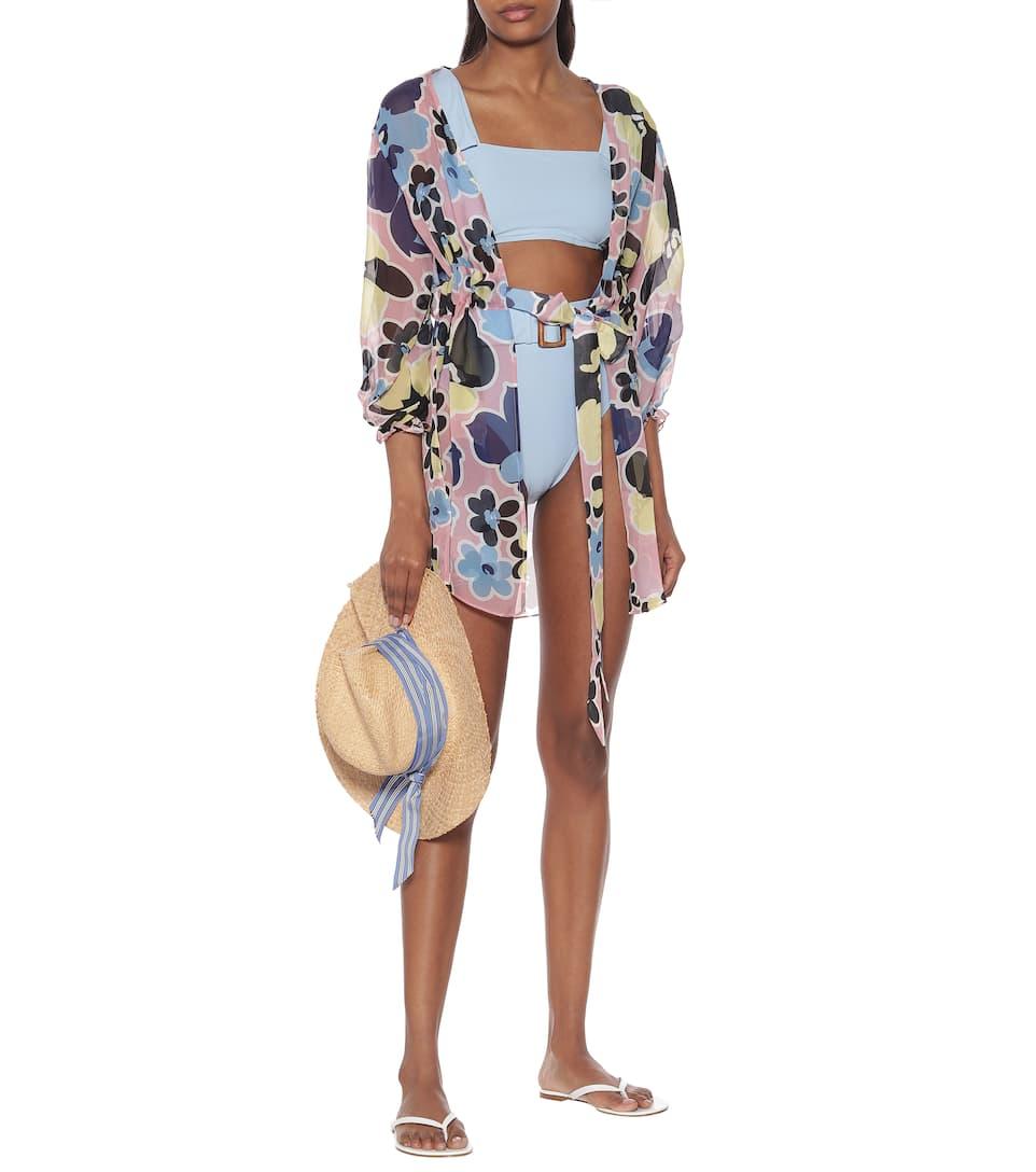 Alexandra Miro - The Audrey bikini top