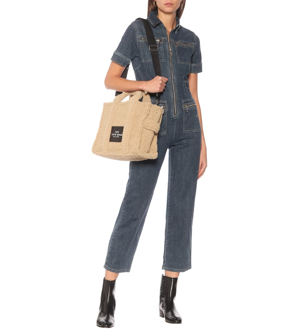The Teddy Small Traveler tote