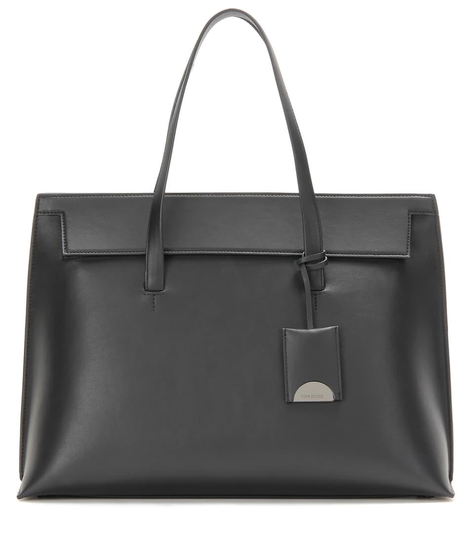 Tom Ford Handtasche Serena Day aus Leder