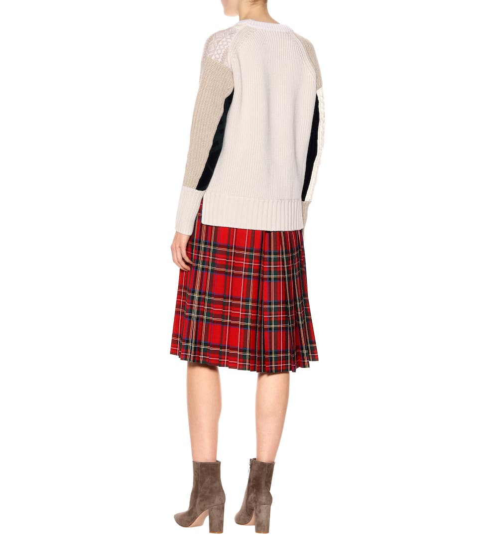 Burberry Pullover aus einem Woll-Cashmeregemisch